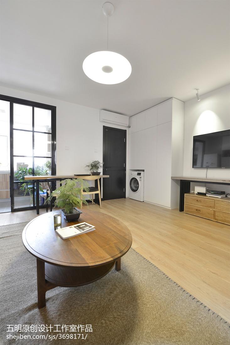简约中式客厅吊顶造型效果图客厅中式现代客厅设计图片赏析