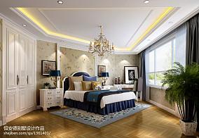 精选131平米欧式别墅卧室实景图片大全
