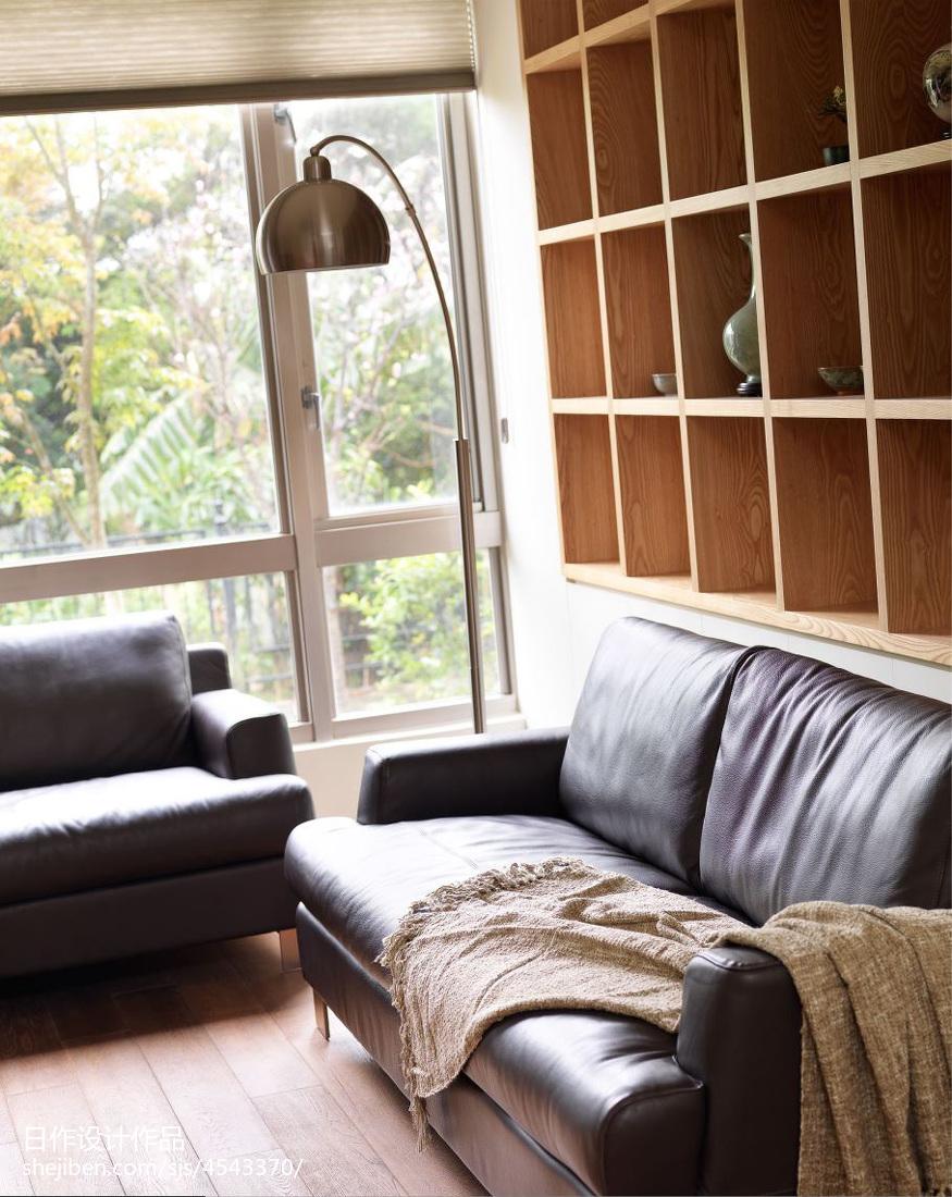精选138平米混搭别墅客厅装修效果图片大全客厅
