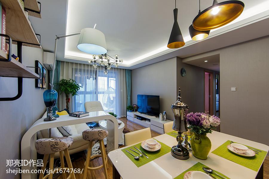 悠雅29平现代小户型客厅图片欣赏客厅现代简约客厅设计图片赏析