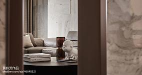 热门新古典三居客厅装修图片