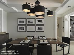 温馨270平欧式样板间实景图样板间欧式豪华家装装修案例效果图
