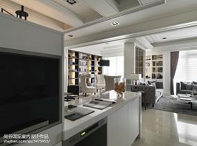 精美厨房欧式欣赏图片大全样板间欧式豪华家装装修案例效果图