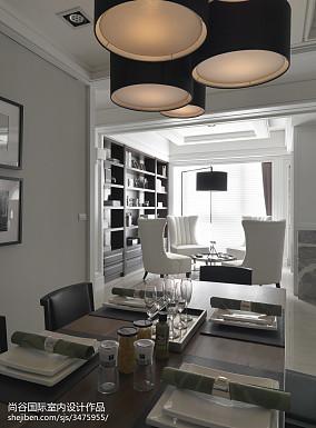 精美书房欧式装修实景图片大全样板间欧式豪华家装装修案例效果图