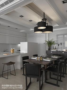 精美餐厅欧式效果图片样板间欧式豪华家装装修案例效果图