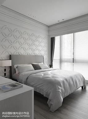 2018精选欧式卧室装修欣赏图片样板间欧式豪华家装装修案例效果图