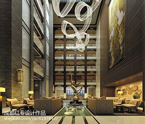 美式风格客厅抛光砖图片欣赏