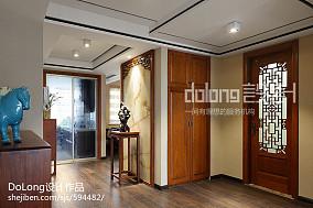 精装修房屋设计卧室效果图