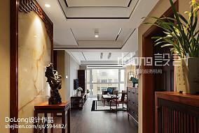 精装修房屋美式卧室图片
