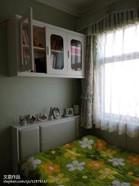 卧室隔断图片
