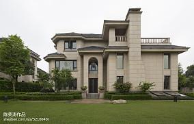 别墅欧式风格花园装修别墅豪宅欧式豪华家装装修案例效果图