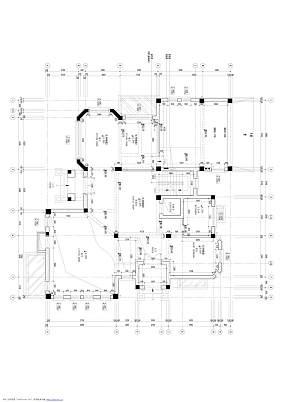 优美632平欧式别墅设计图别墅豪宅欧式豪华家装装修案例效果图