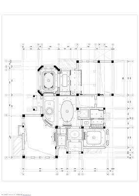 优雅567平欧式别墅布置图别墅豪宅欧式豪华家装装修案例效果图