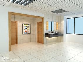 精选现代一居装修设计效果图片