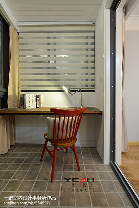 精美82平米二居卧室美式效果图片