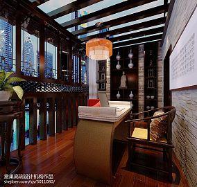 热门新古典别墅休闲区装修实景图片欣赏功能区设计图片赏析