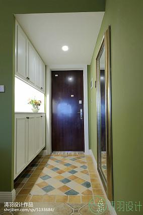 优雅137平美式四居装修图