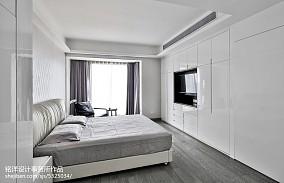 精选128平米四居卧室现代欣赏图片大全卧室现代简约设计图片赏析