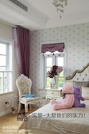 精美欧式复式儿童房装修图
