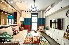 古典客厅木纹地板砖