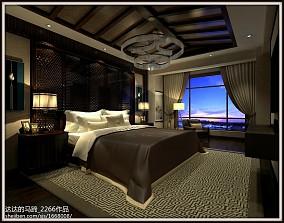 现代客厅木纹地板砖