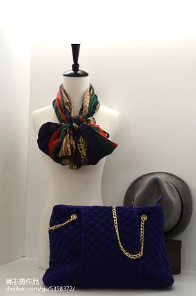 精选132平米新古典别墅衣帽间装修实景图片