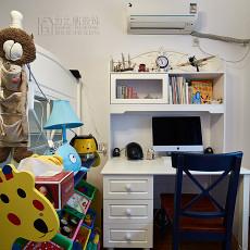地中海二居儿童房装修欣赏图