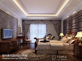 家庭装修豪华客厅窗帘图片大全