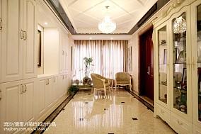 精美93平欧式四居装饰美图四居及以上欧式豪华家装装修案例效果图