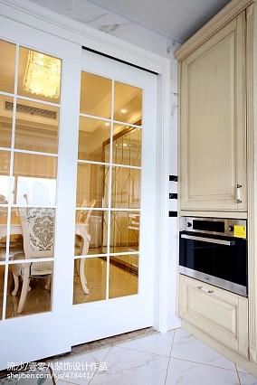 热门138平米四居厨房欧式装修欣赏图片大全家装装修案例效果图