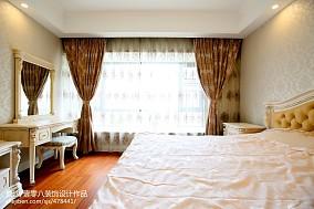 简洁151平欧式四居装修设计图四居及以上欧式豪华家装装修案例效果图