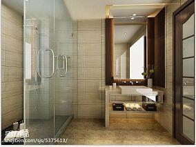 精选144平米四居卫生间现代欣赏图片