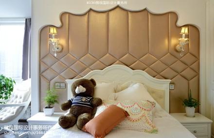 热门卧室新古典装修欣赏图片