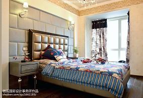 精美新古典卧室装饰图片欣赏