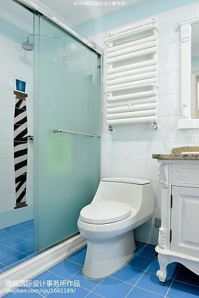 精选新古典别墅卫生间欣赏图卫生间美式经典设计图片赏析