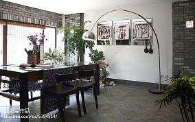 热门面积136平别墅书房现代装修效果图