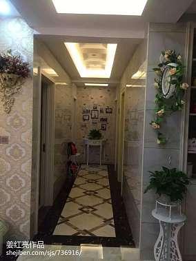 温馨小户型美式风格家装客厅