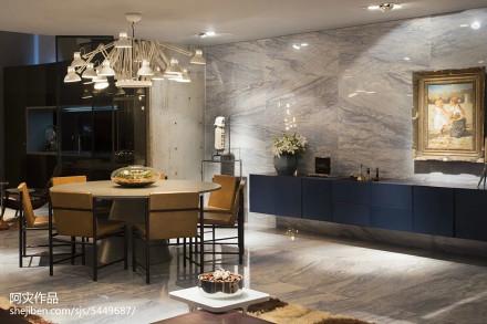 精美现代小户型厨房装修设计效果图片大全