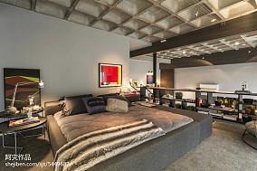 热门75平米现代小户型卧室装修设计效果图