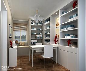 现代简约9平米小平方装修客厅