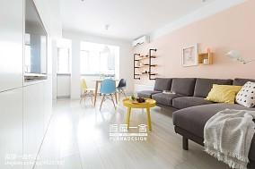 精美125平米欧式复式客厅装修欣赏图片大全