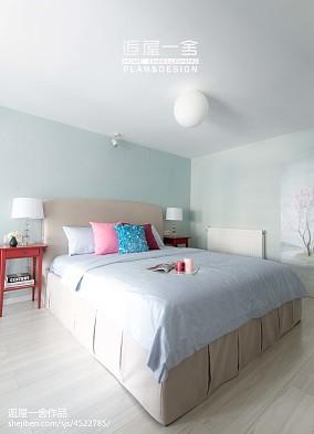 精美欧式复式卧室装修设计效果图
