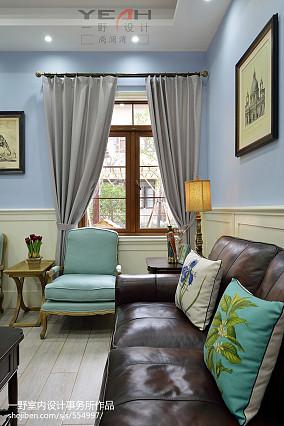 美式窗台设计图片