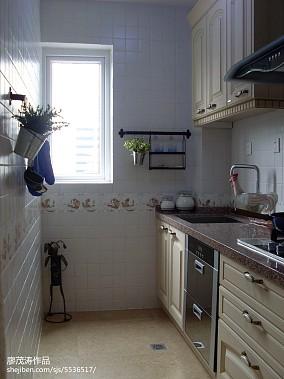 小阳台改厨房效果图