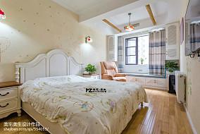 精选115平米地中海复式卧室装饰图片