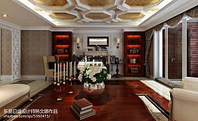 三层联排别墅设计图片