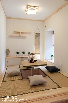热门中式三居休闲区效果图片