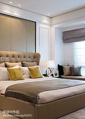 汕头华润幸福里示范单位2样板间现代简约家装装修案例效果图