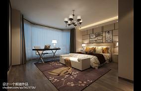 精选114平方四居卧室现代装饰图片欣赏
