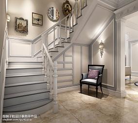欧式80平方大一居样板间室内设计